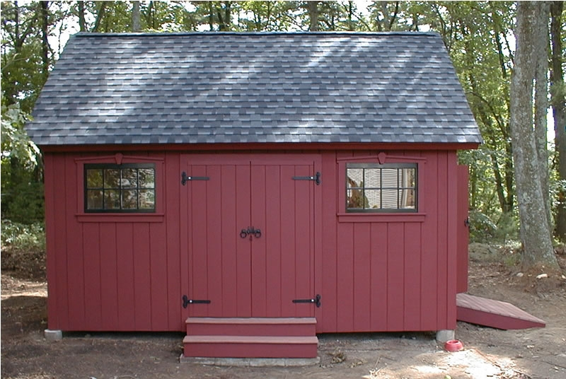 Storage Shed Kevco Construction